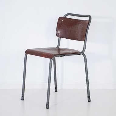 Industrial chair Model106 Gispen1