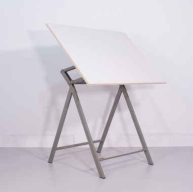 Industrial drafting table1