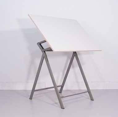 Industrial drafting table1