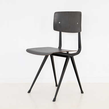 Result chair 2nd edition dark brown