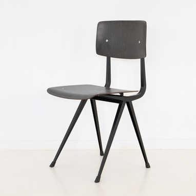 Result chair 2nd edition dark brown