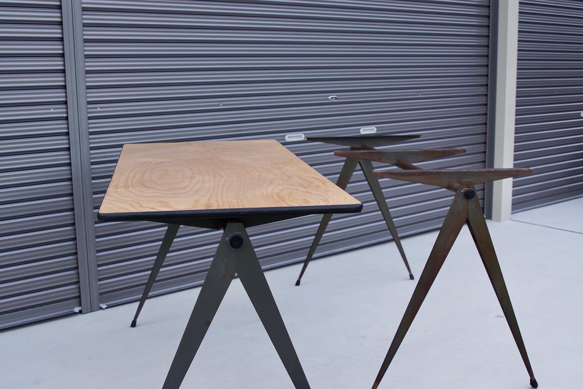 004_008A インダストリアル コンパステーブル - 36