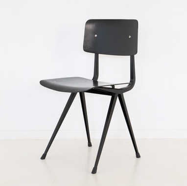 Result chair 2nd edition black