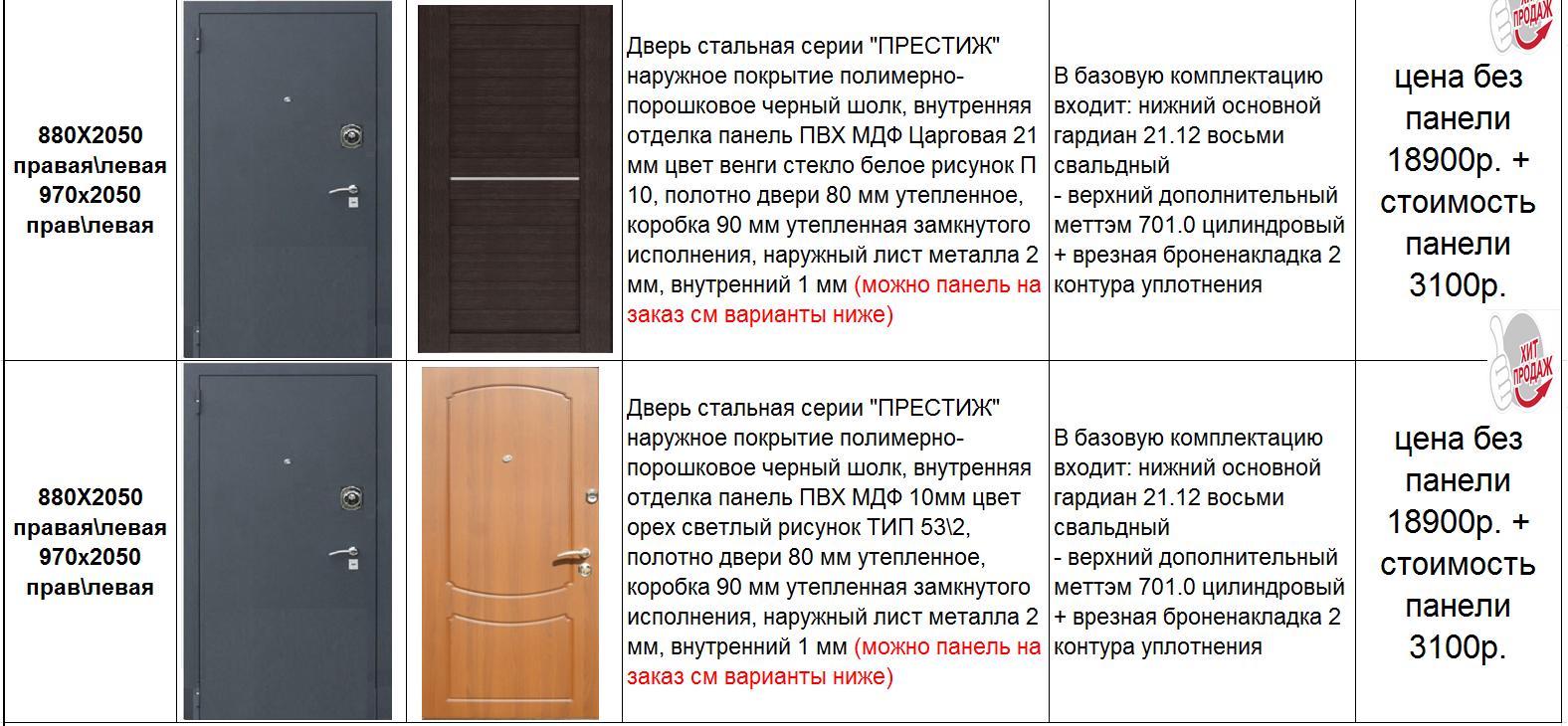 стальные двери 8