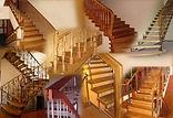Изготоление лестниц в Алексевке, Коттедж Строй