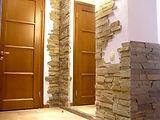 Искусственный камень в Алесеевке, Коттедж Строй