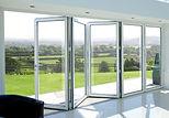 Алюминиевые окна, двери, балконы, конструкции, Коттедж Строй