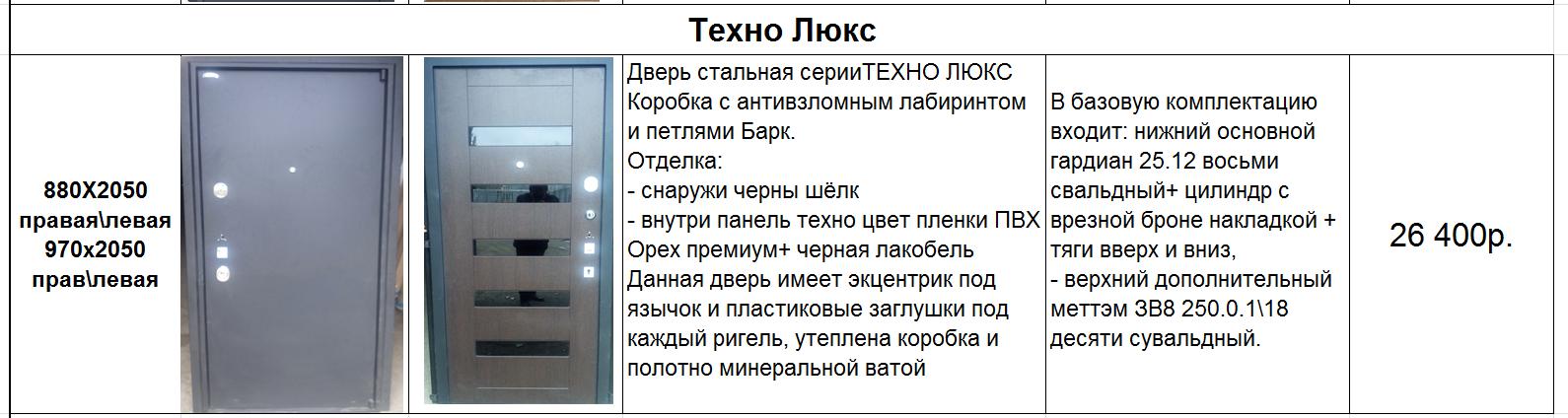 стальные двери 9