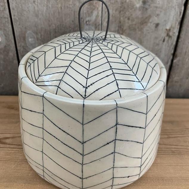 A new jar I made _penlandschool during m