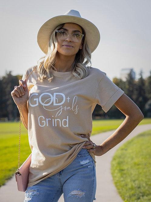GOD Goals, Grind