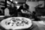 Steam cafe, grosmont pizzas