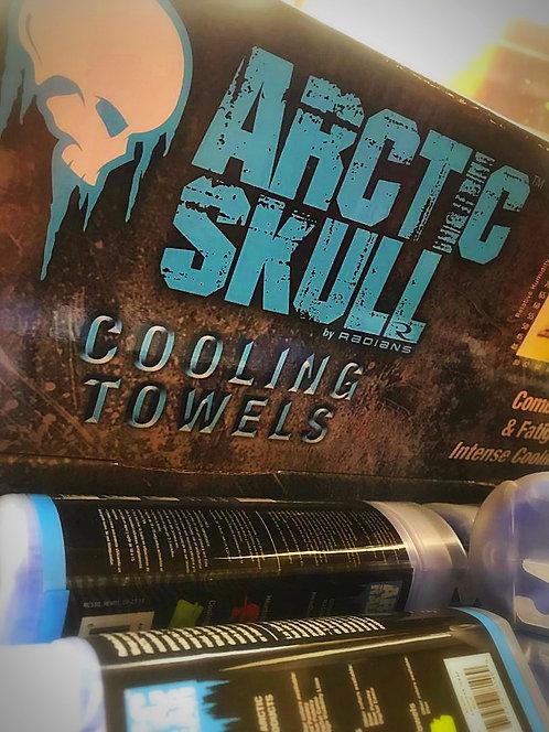 Arctic Skull Cooling Towels