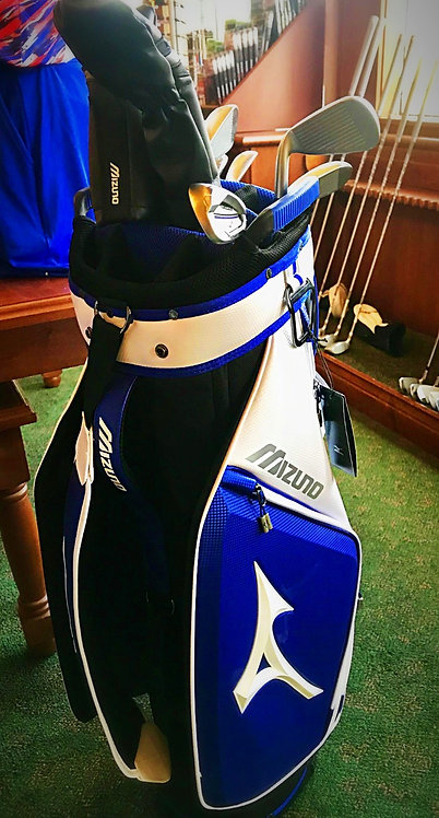Mizuno Pro Tour Staff Golf Bag