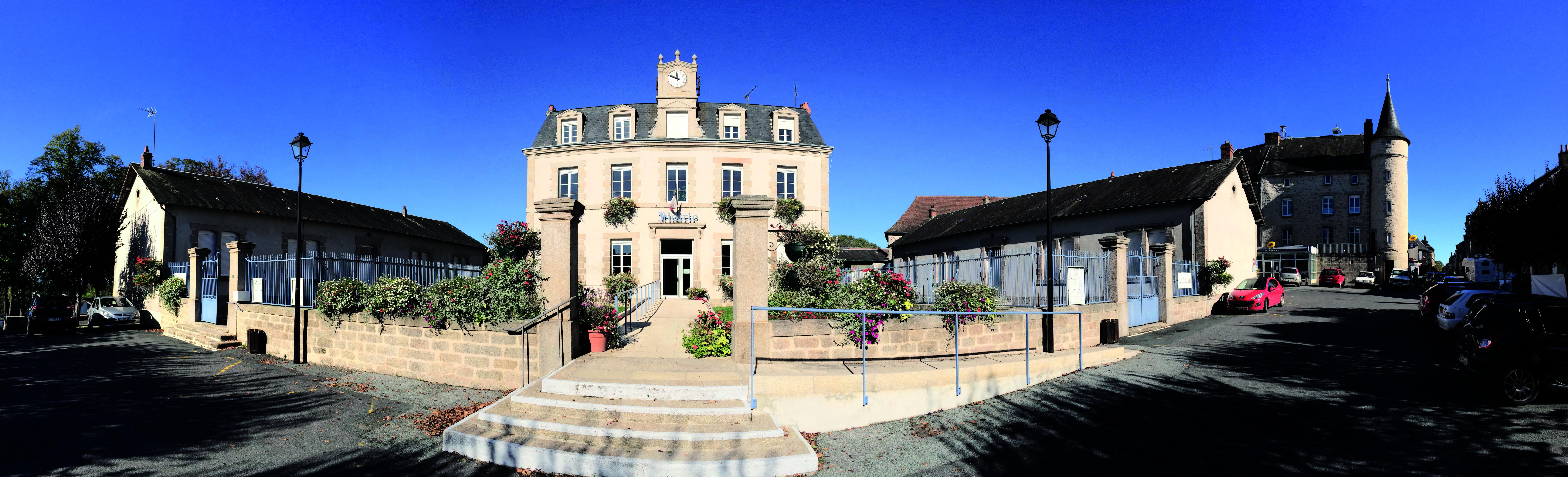 Mairie de Dun
