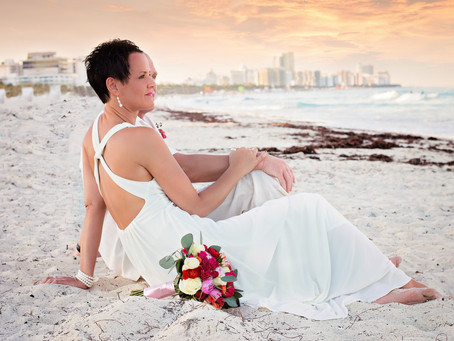 Florida isn't just hot...it's a hot spot for destination weddings!