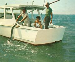 Cape Coral fishing trip