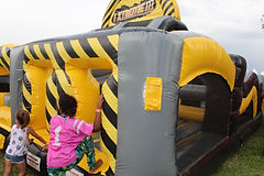 Inflatable Game