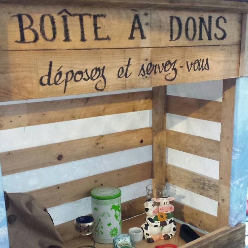 boite a don