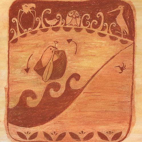 """""""The Partridge's Canoe"""""""