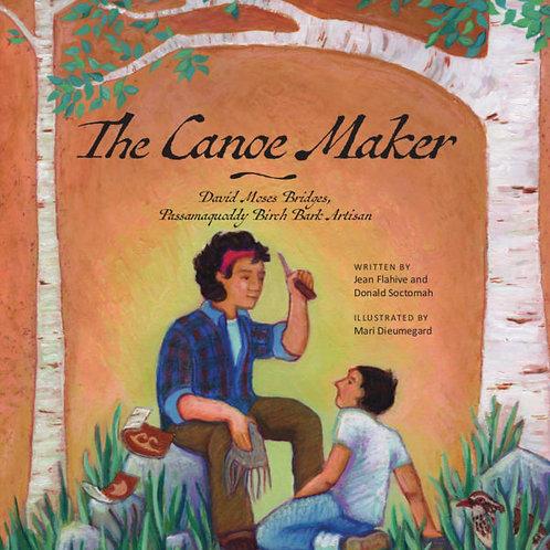 "Signed Book, ""The Canoe Maker"""