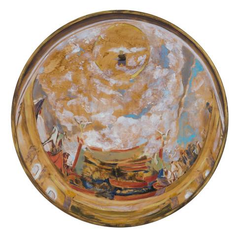 Circular Fresco