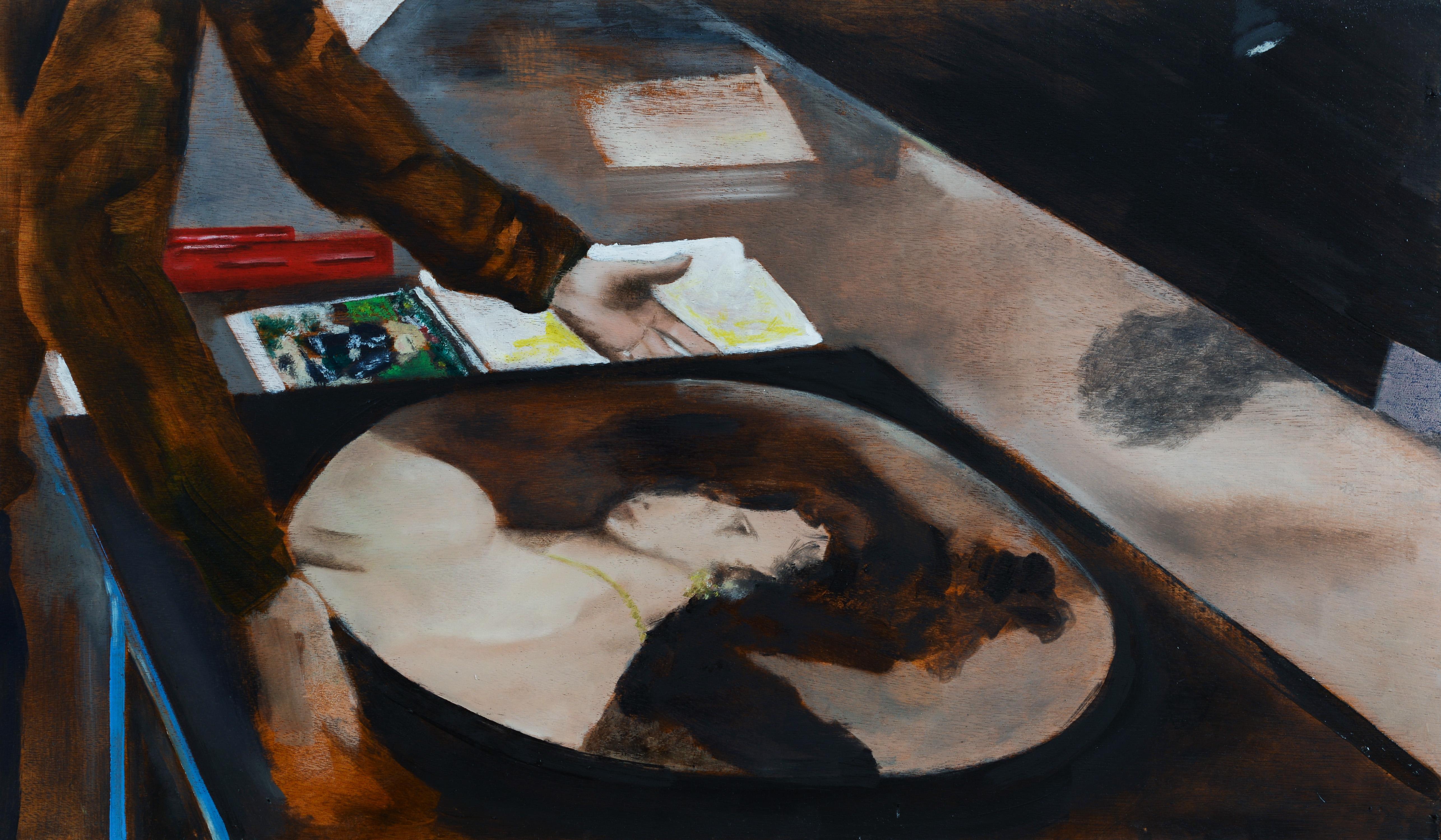 Portrait with Renoir