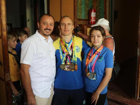 На Херсонщині до 30-річчя Незалежності України відбулися  всеукраїнські змагання з гирьового спорту