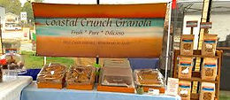 Coastal Crunch Granola