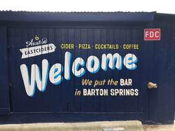 Eastciders Welcome
