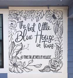 The Blue Belle