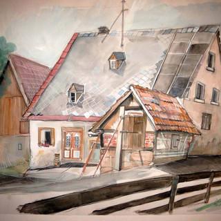 Fränkisches Bauernhaus 1