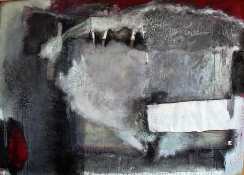 100x120 auf Leinwand   Kunstsammlung Migros Aare
