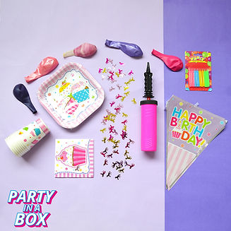kit de decoracion fiesta medellin