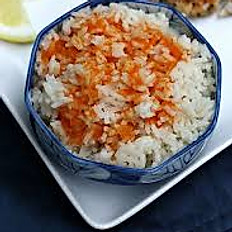 Rice with Meat Sauce