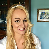 Bridal Make up, HD Brows, Blonde Hair, Tiara, miskin manor, celtic manor, canada lake, glamour, inspiration, professional, monmouth, usk, bristol