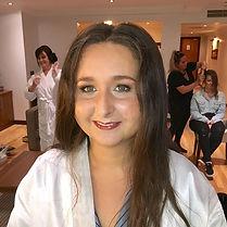 bridal make up, weddings vale resort, natalie jane hmua, celtic manor, professional makeup artist, hairstylist,