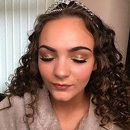 glitter makeup, prom makeup, cwmbran makeup artist, abergavenny makeup artist, sweet 16 makeup artist, natalie jane hmua, hair stylist, cardiff makeup artist, bristol makeup artist,