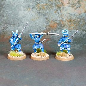 Crane Clan Samurai