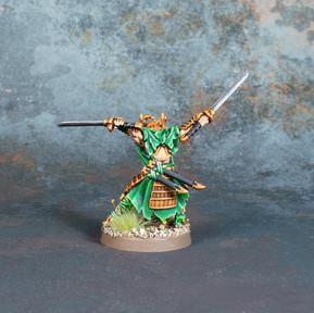 Togashi Yokuni, Dragon Clan Champion