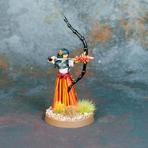 Kaito Kasori, Phoenix Clan Shrine Keeper