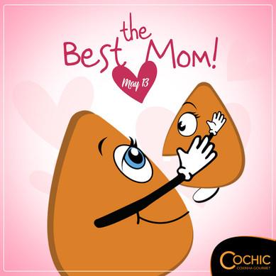 Dia das Mães Cochic