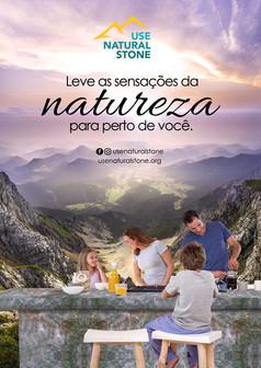 Use Natural Stones -  Campanha Institucional