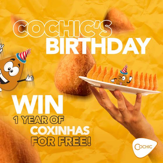 Cochic's Birthday