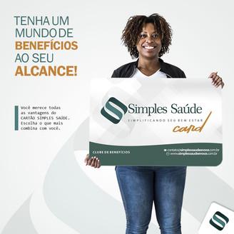 Cartão Simples Saúde