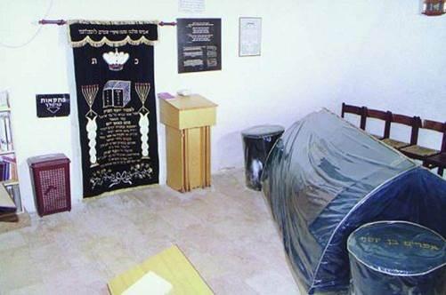 """קבר יוסף שנת תש""""ן"""