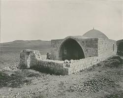 קבר יוסף שנת 1894