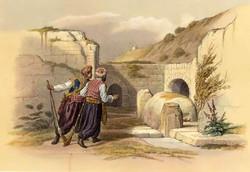 קבר יוסף שנת 1839