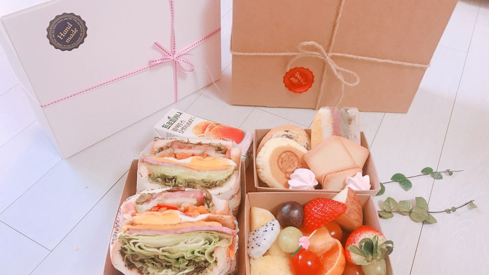 Special Sandwich Set 8