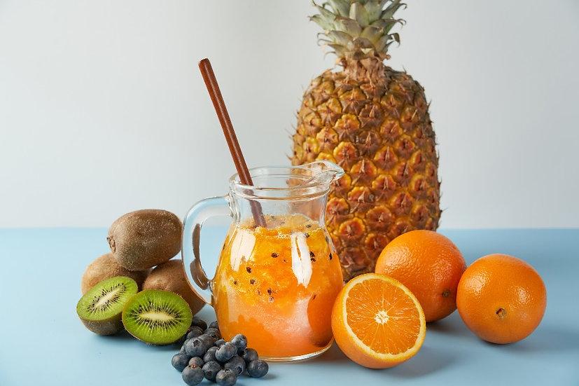 오렌지 1 - 오렌지/키위/파인애플