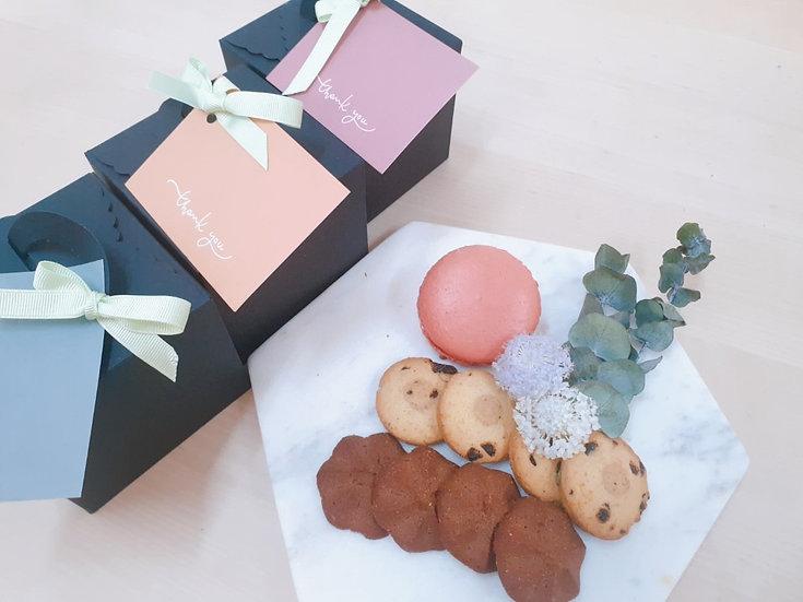 Double Gift - 쿠키 & 마카롱